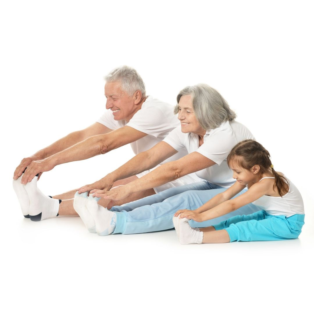 Image of older people with osteoarthritis