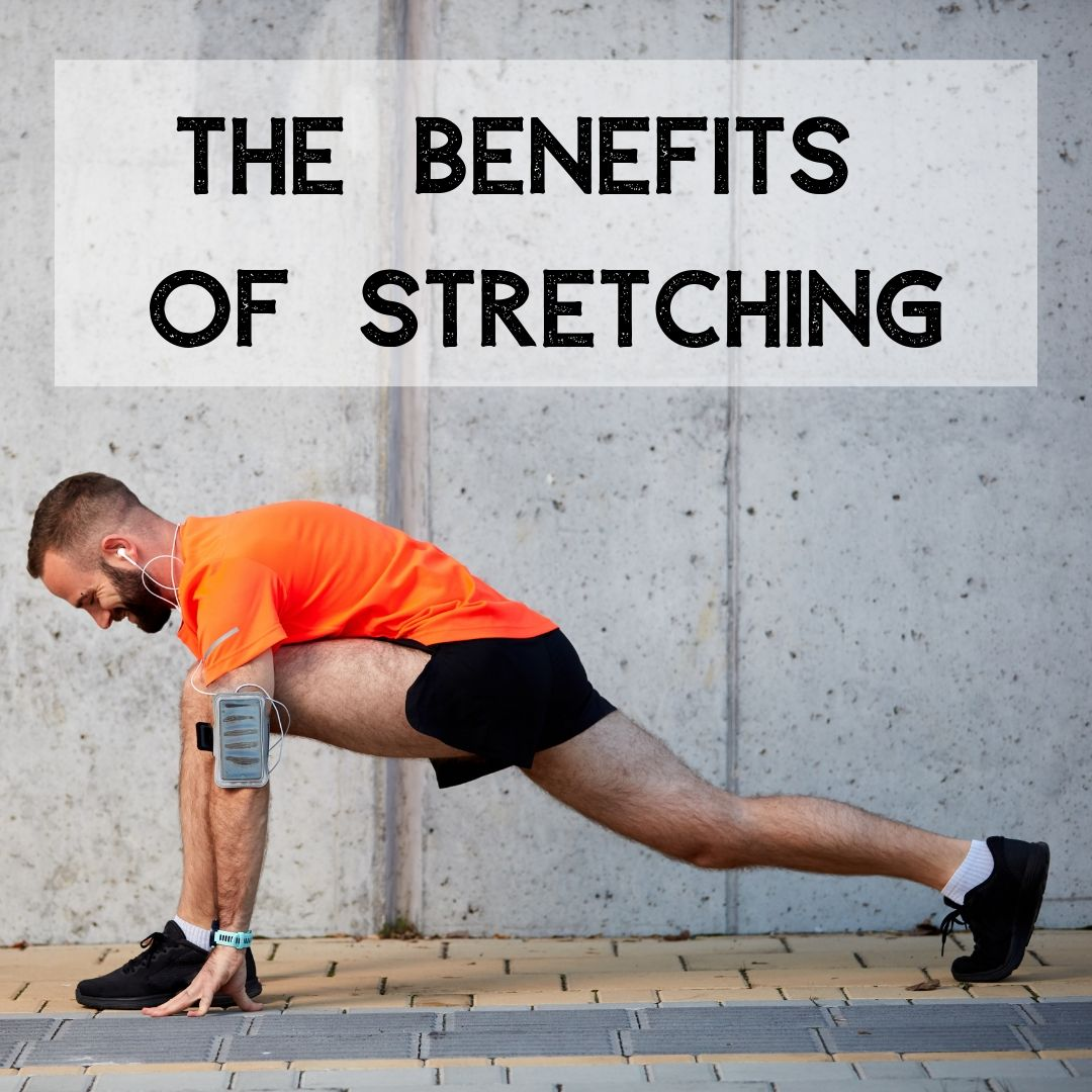 An image showing the benefits of a daily stretching routine